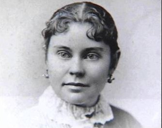 Young Lizzie Borden