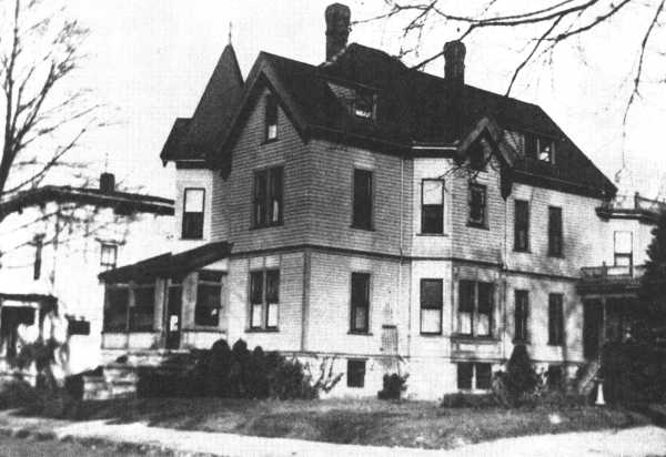 Maplecroft, circa 1910