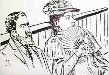 Lizzie in court