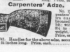 Carpenters\' Adze