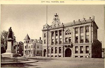 City Hall Taunton