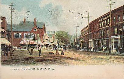 Main Street, Taunton