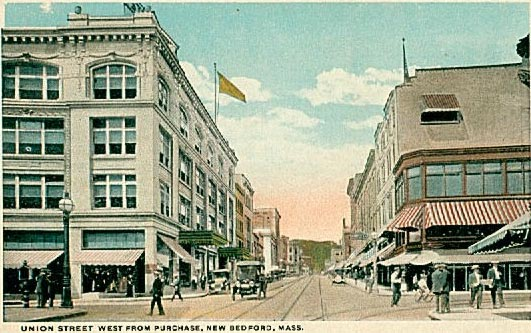 Union Street, New Bedford