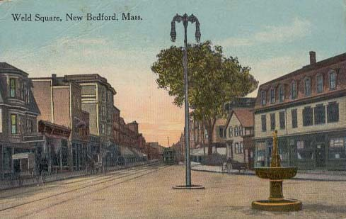 Weld Square, New Bedford